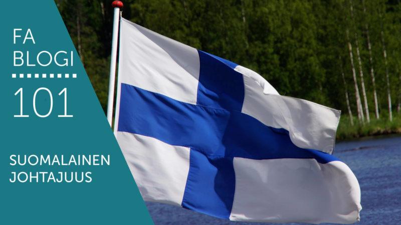 Suomalainen johtajuus blogi