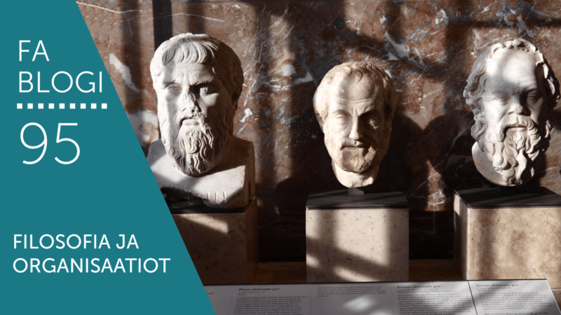 Filosofia ja organisaatiot blogi