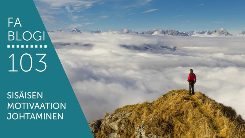 Sisäisen motivaation johtaminen blogi