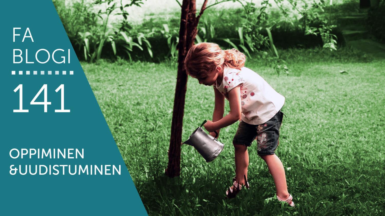 Oppiminen ja uudistuminen blogi