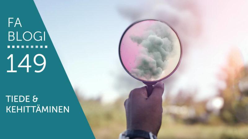 Tiede ja kehittäminen blogi